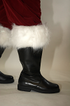 Wide Top Santa Claus Boots